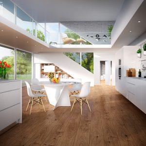 rendering fotorealistico interni appartamento arredamento design - Jonathan Sabbadini Giubiasco Ticino